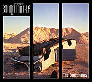 Amplifier - The Consultancy CD (album) cover