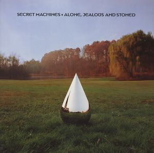 The Secret Machines - Alone, Stoned And Jealous CD (album) cover