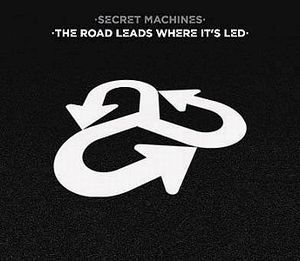 The Secret Machines - The Road Leads Where It's Led CD (album) cover