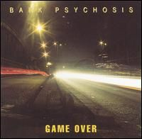 Bark Psychosis - Game Over CD (album) cover