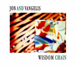 Jon & Vangelis - Wisdom Chain CD (album) cover