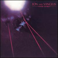 Jon & Vangelis - Short Stories CD (album) cover