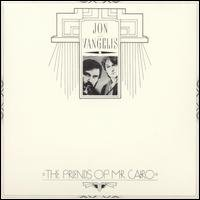 Jon & Vangelis - The Friends Of Mr Cairo CD (album) cover