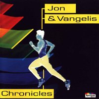 Jon & Vangelis - Chronicles CD (album) cover
