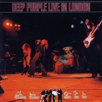Deep Purple - Live In London CD (album) cover