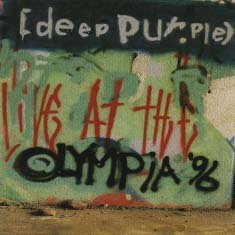 Deep Purple - Live At The Olympia 96 CD (album) cover