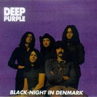Deep Purple - Live In Denmark CD (album) cover