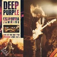 Deep Purple - California Jamming CD (album) cover