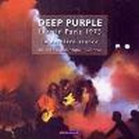 Deep Purple - La Dernière Séance, Live In Paris CD (album) cover