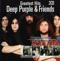 Deep Purple - Deep Purple And Friends CD (album) cover