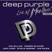 Deep Purple - Montreux 1996 CD (album) cover