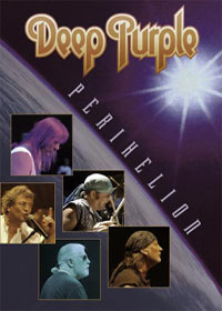 Deep Purple - Perihelion DVD (album) cover