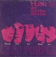 Deep Purple - Hush / One More Rainy Day CD (album) cover