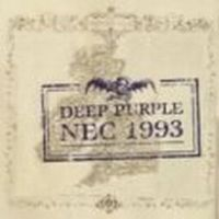 Deep Purple - NEC 1993 CD (album) cover
