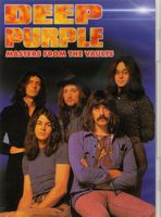 DEEP PURPLE - Masters From The Vaults CD (album) cover