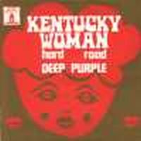 Deep Purple - Kentucky Woman CD (album) cover