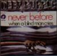 Deep Purple - Never Before CD (album) cover