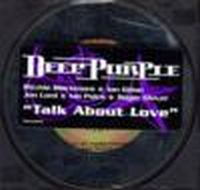 Deep Purple - Talk About Love CD (album) cover
