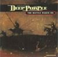 Deep Purple - The Battle Rages On CD (album) cover