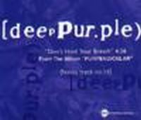 Deep Purple - Don't Hold Your Breath CD (album) cover