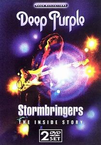 Deep Purple - Stormbringers - The Inside Story DVD (album) cover