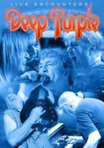 DEEP PURPLE - Live Encounters CD (album) cover