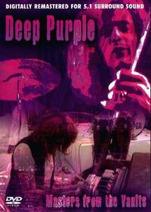Deep Purple - Masters From The Vaults DVD (album) cover