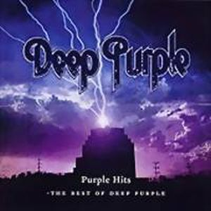 Deep Purple - Purple Hits - The Best Of Deep Purple CD (album) cover