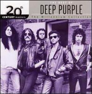 DEEP PURPLE - 20th Century Masters: The Best Of Deep Purple CD album cover