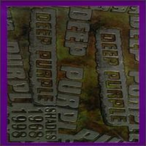 Deep Purple - Shades 1968-1998 Boxset CD (album) cover