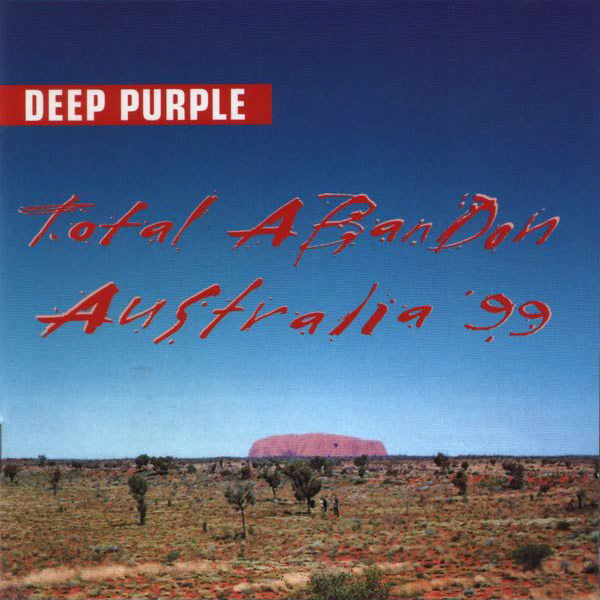 Deep Purple - Total Abandon CD (album) cover