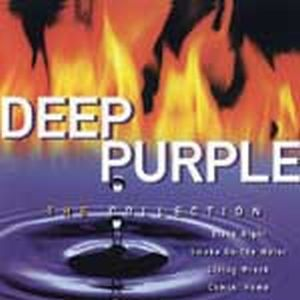 Deep Purple - The Collection CD (album) cover