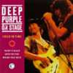 Deep Purple - On Stage: Child In Time CD (album) cover