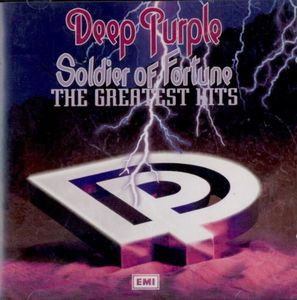DEEP PURPLE - Soldier Of Fortune: The Greatest Hits CD album cover