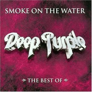 Deep Purple - Smoke On The Water - The Best Of CD (album) cover
