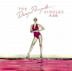 Deep Purple - The Singles A's And B's CD (album) cover