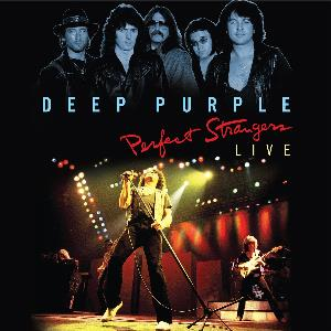 Deep Purple - Perfect Strangers Live CD (album) cover