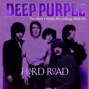 Deep Purple - Hard Road: The Mark 1 Studio Recordings 1968-69 CD (album) cover