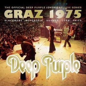 Deep Purple - The Official Deep Purple (overseas) Live Series: Graz 1975 CD (album) cover
