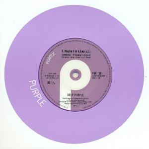 Deep Purple - Encore: Lucille / Maybe I'm A Leo CD (album) cover