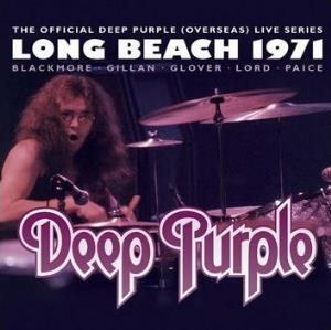 Deep Purple - Long Beach 1971 CD (album) cover