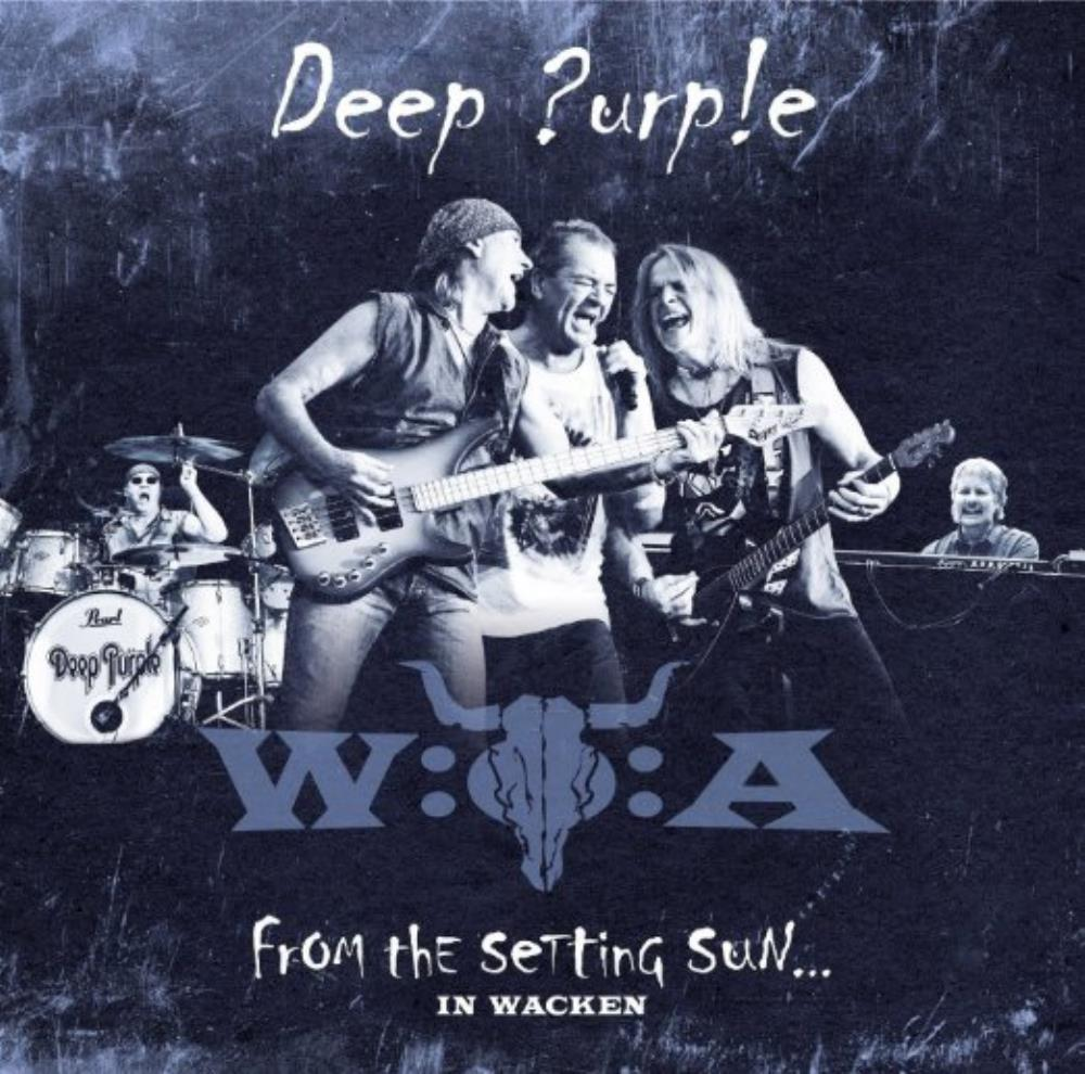 Deep Purple - From The Setting Sun... (in Wacken) CD (album) cover