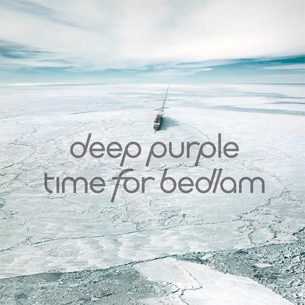 Deep Purple - Time For Bedlam CD (album) cover