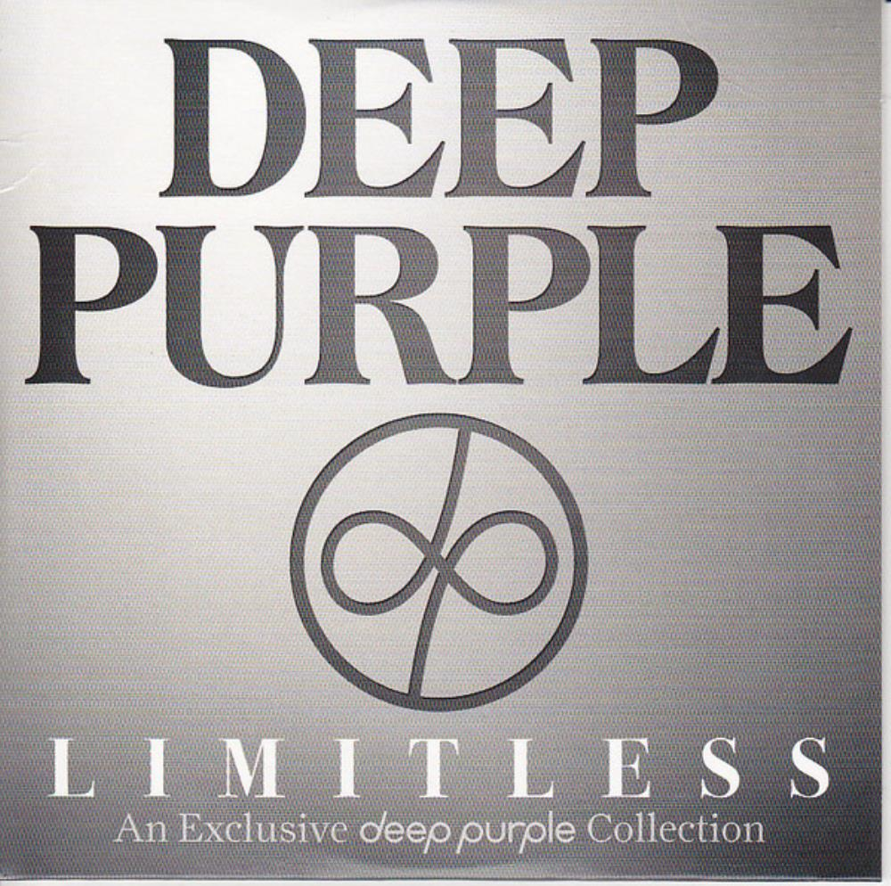 Deep Purple - Limitless CD (album) cover