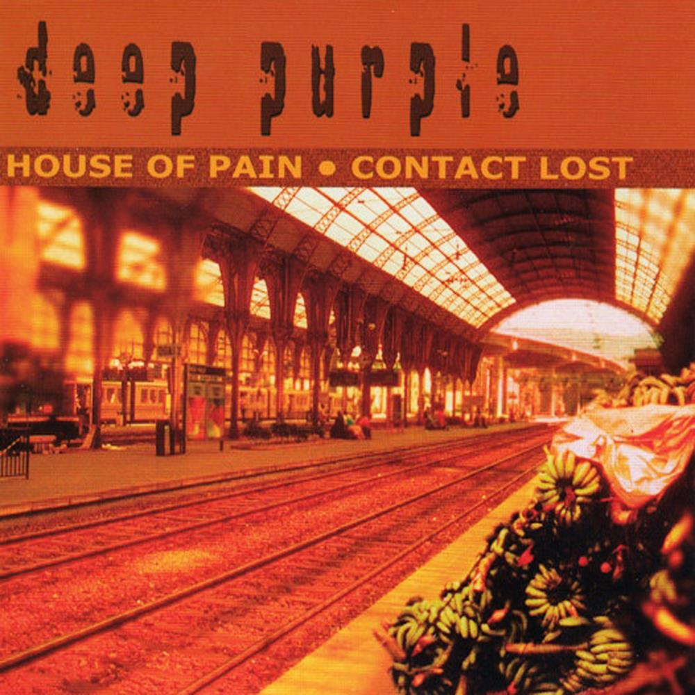 Deep Purple - House Of Pain CD (album) cover
