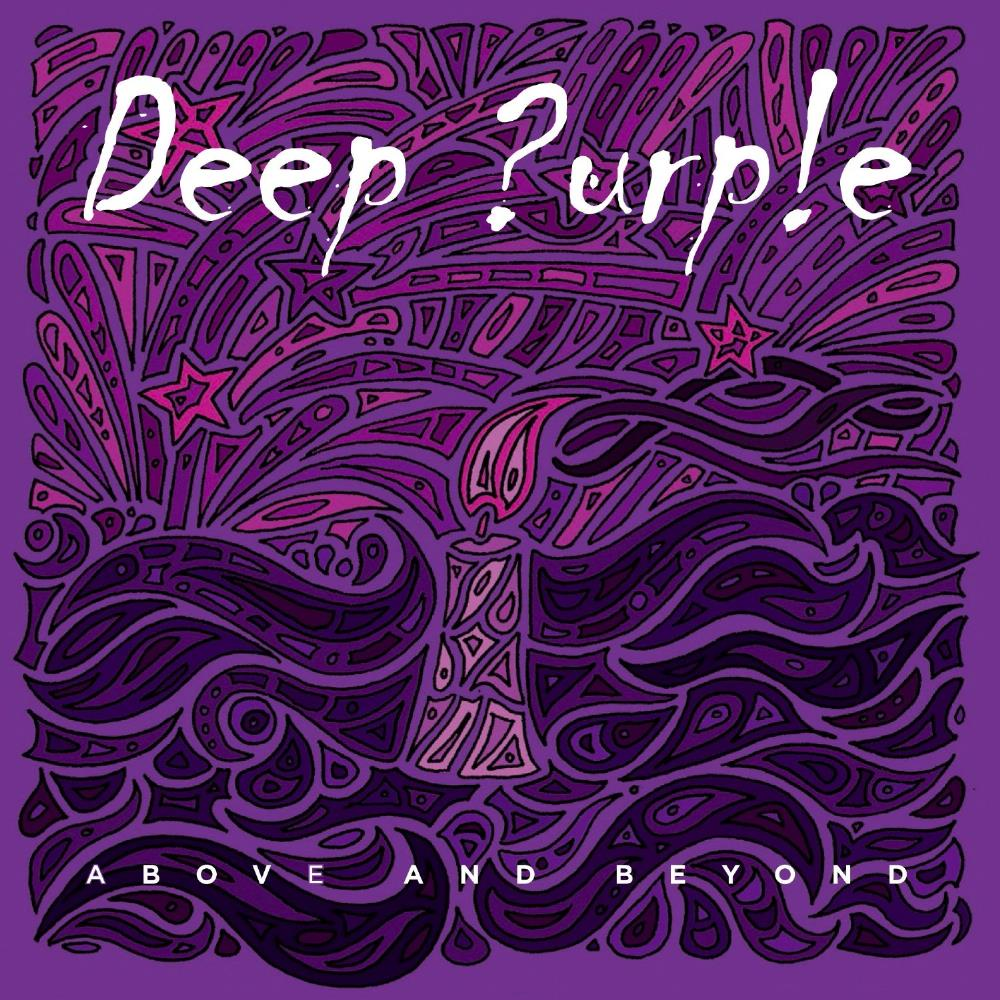 Deep Purple - Above And Beyond CD (album) cover