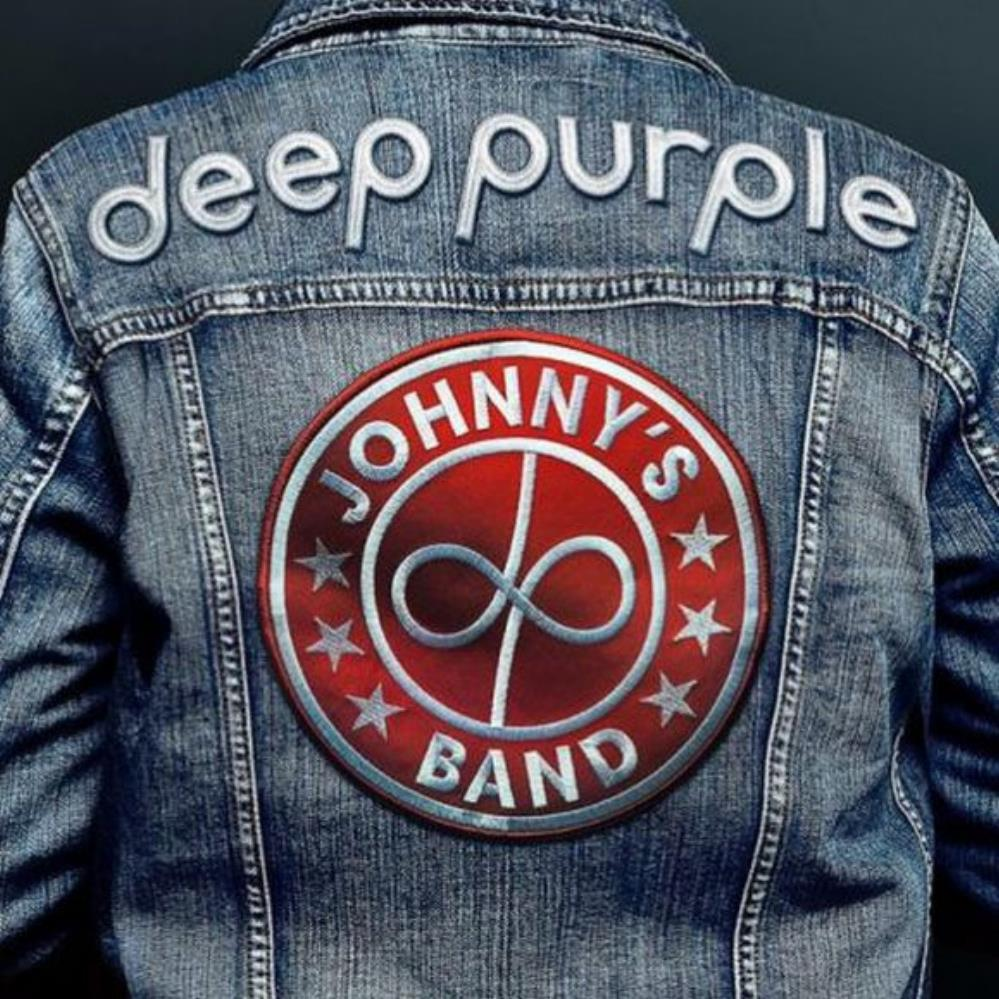 DEEP PURPLE - Johnny's Band CD album cover