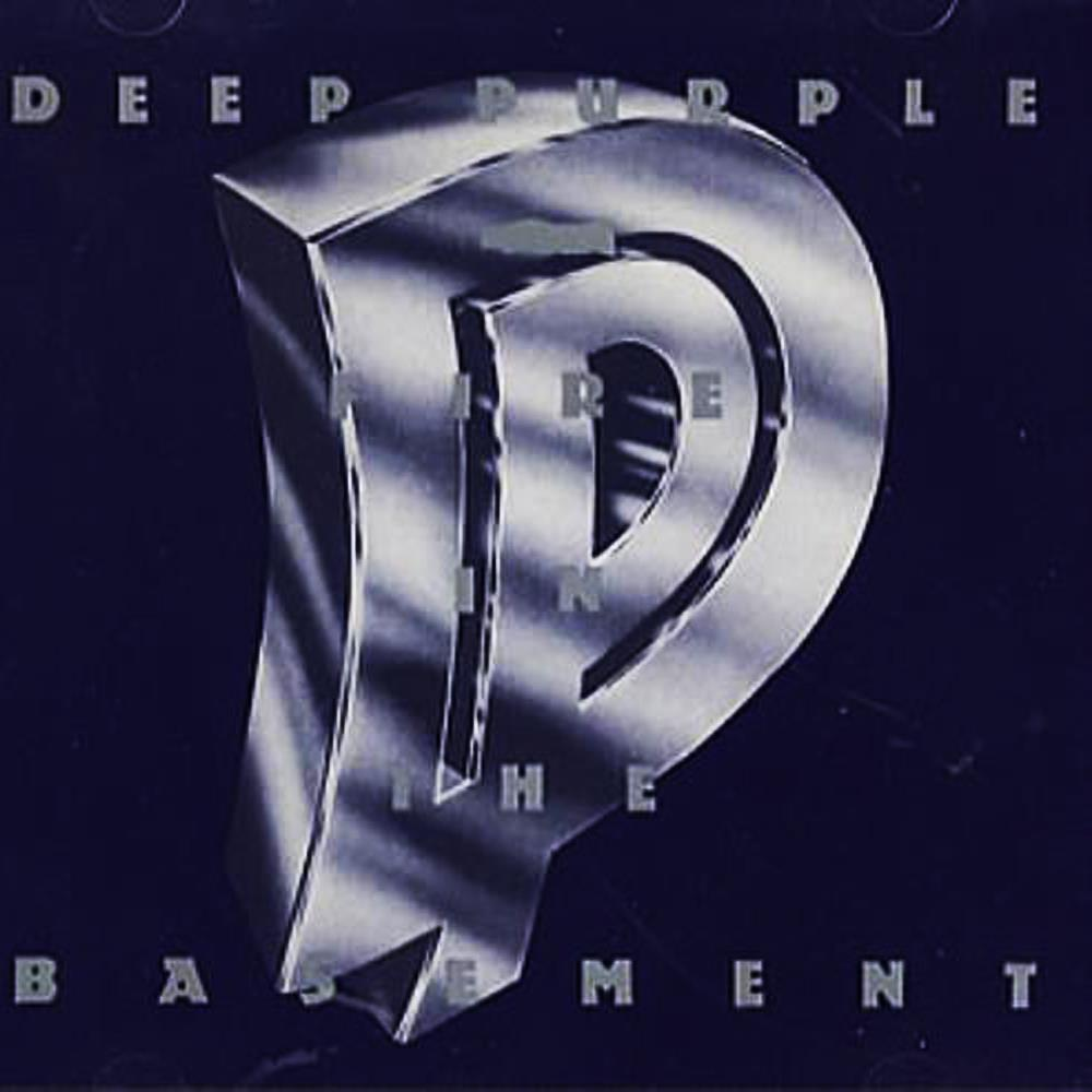 Deep Purple - Fire In The Basement CD (album) cover