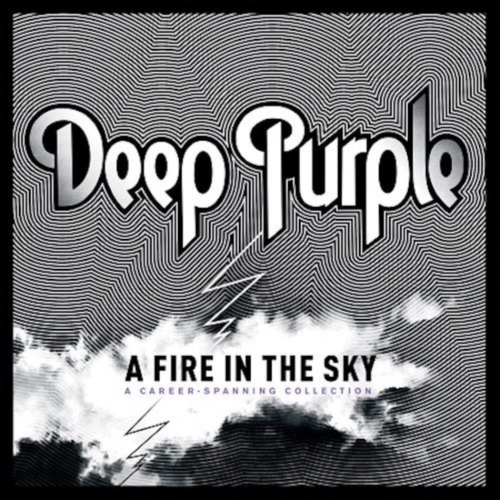 DEEP PURPLE - A Fire In The Sky CD album cover