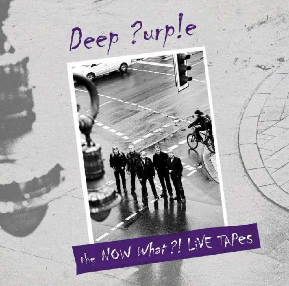 Deep Purple - The Now What?! Live Tapes CD (album) cover
